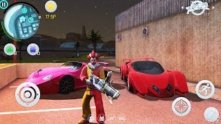 Gangstar Vegas - Most Wanted Man # 15 - Clown Loves These Cars