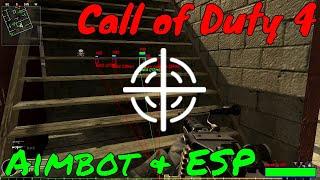 getlinkyoutube.com-C++ Call of Duty 4 AIMBOT ESP DIRECTX MENU SOURCE CODE [HACK ANY GAME]
