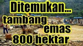 getlinkyoutube.com-GEGER !! Ditemukan Tambang Emas 800 Hektar di Aceh, Warga Sekitar Kaya Mendadak