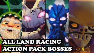 getlinkyoutube.com-Skylanders Superchargers - All Bosses (Boss Pursuit) & Capture Scenes - Land Racing Action Pack