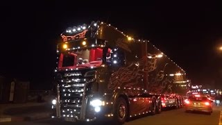 getlinkyoutube.com-Most trucks at the 24h Camions Le Mans  after truck parade