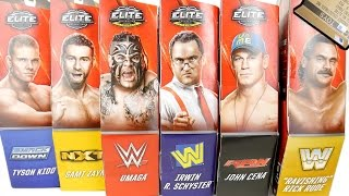 getlinkyoutube.com-Ringside Collectibles WWE Elite 40 Package Unboxing!!