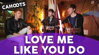 Ellie Goulding - Love Me Like You Do ( Cahoots Cover)