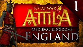 getlinkyoutube.com-MEDIEVAL KINGDOMS TOTAL WAR ATTILA: ENGLAND CAMPAIGN EP. 1