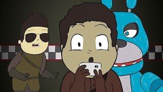 getlinkyoutube.com-Vanoss Five Nights At Freddy's Animated! (COD WAW)