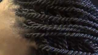 getlinkyoutube.com-crochet braids, knotless