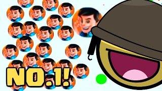 getlinkyoutube.com-Agar.io - BECOMING THE BIGGEST! - (How To Mod Agar.io)  Gameplay Walkthrough Part #11