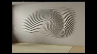 getlinkyoutube.com-wall relief decoration - interior design