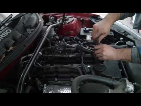 Замена свечей Hyundai Genesis Coupe.Replacing spark Hyundai Genesis Coupe