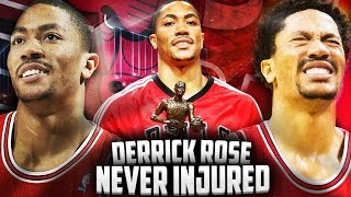 getlinkyoutube.com-What If - Derrick Rose NEVER Got Injured