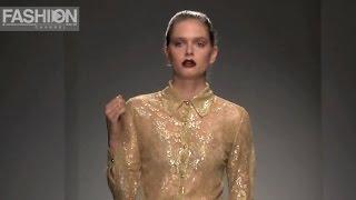 getlinkyoutube.com-JEANS COUTURE Spring Summer 2017 | ARAB Fashion Week Dubai by Fashion Channel