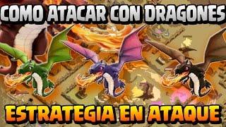 getlinkyoutube.com-COMO ATACAR CON DRAGONES - ESTRETEGIA EN ATAQUE - A por todas con Clash of Clans - Español - CoC