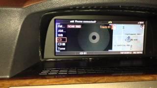 getlinkyoutube.com-BMW E65/E66 AUX 3.5mm iPod Jack