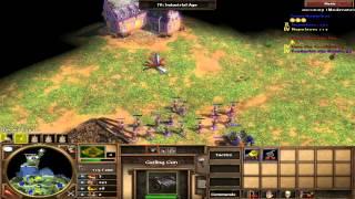 getlinkyoutube.com-Age of empires 3 - Jogando com o Brasil