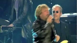 getlinkyoutube.com-Bon Jovi - Livin' On A Prayer & You Give Love A Bad Name [Live]