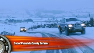 getlinkyoutube.com-Snow - Weardale County Durham - Winter 2015