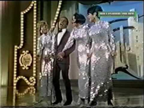 Sammy Davis Hosts Hollywood Palace with The Supremes & Raquel Welch (4 of 6)