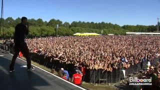 J. Cole Live @ Lollapalooza 2012