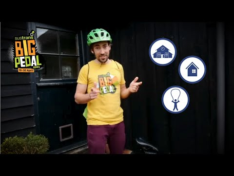 Big Pedal 2021 Intro Video