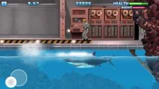 getlinkyoutube.com-Hungry Shark 3 Gameplay
