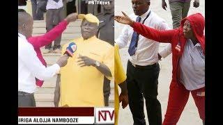BREAKING NEWS!! NAMBOOZE BAMUSIBIDDE DDALA!!
