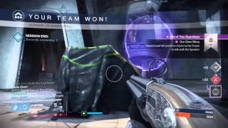 getlinkyoutube.com-Destiny: WORLDS FIRST COMPLETION - Refer a friend quest complete! REWARDS! HOW TO!