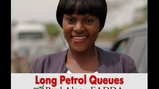 FADDA The Grammarian Reacts To Long Petrol Queues In Nigeria
