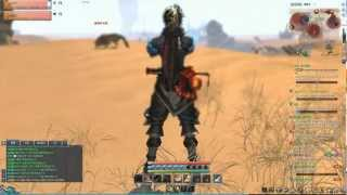 getlinkyoutube.com-Blade and Soul - Assassin lvl24 skill show [HD]