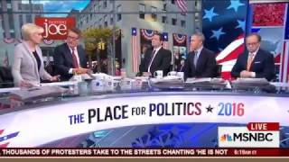MSNBC Realizes They Are Biased And Wrong On Trump