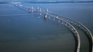 getlinkyoutube.com-Is This The Scariest Bridge In America?