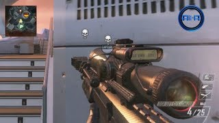 getlinkyoutube.com-BLACK OPS 2 multiplayer GAMEPLAY - SNIPING DSR & B23R Best Pistols! - Call of Duty BO2 Online