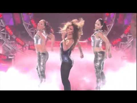 Jennifer Lopez - Dance Again (American Idol Live) -v-ESnqBPnp0