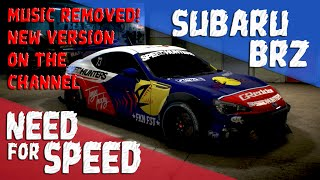 getlinkyoutube.com-Need for Speed 2015 [PS4] - Subaru BRZ Red Bull Customization
