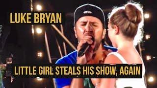 "getlinkyoutube.com-Luke Bryan Brings Girl On Stage for ""Someone Else Calling You Baby"""