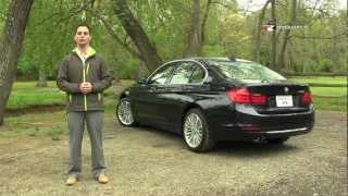 getlinkyoutube.com-2012 BMW 328i 3 Series Sedan with Ross Rapoport by RoadflyTV