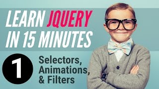 getlinkyoutube.com-Learn jQuery in 15 minutes – Part 1 – Selectors, Animations, Filters