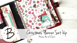 getlinkyoutube.com-Christmas Planner Set Up (Process, How to & Tips!)