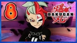 getlinkyoutube.com-Bakugan Battle Brawlers Walkthrough Part 8 (X360, PS3, Wii, PS2) 【 AQUOS 】 [HD]