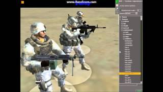 getlinkyoutube.com-Men of war Zombie Assault BETA review