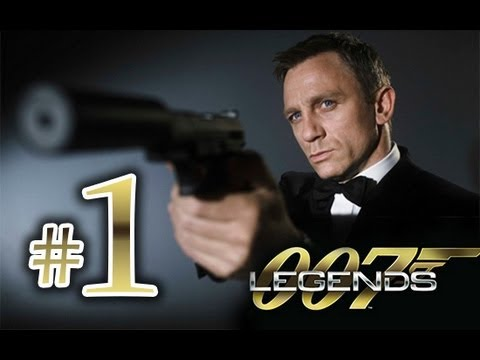 007 Legends - Gameplay Walkthrough Part 1 HD  - Bond, James Bond (1 Hour+)!