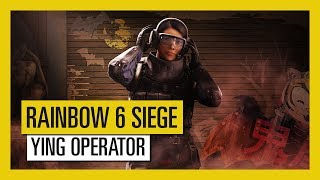 Rainbow Six Siege - Blood Orchid: Ying Operator