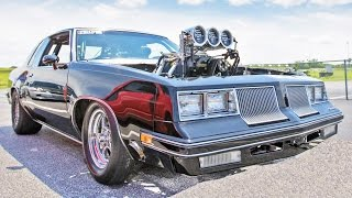 1650hp BLOWN Cutlass - NOT Your Grandad's!