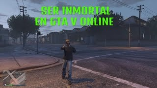 SER INMORTAL 1.27/1.32 GOD MODE GTA V ONLINE
