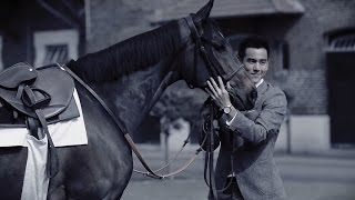 Behind the scenes with Longines Ambassador Eddie Peng at Chantilly