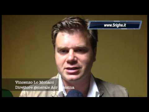 Vincenzo Lo Monaco su ritiro. 18 luglio 2012