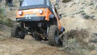 getlinkyoutube.com-Suzuki Samurai General Lee