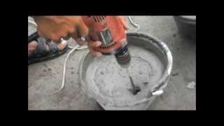 getlinkyoutube.com-วิธีผสมปูนก่อมวลเบา การก่ออิฐมวลเบา@สร้างบ้านลาดพร้าว106