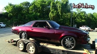 "WET Candy Brandywine 1975 Chevy Malibu on 22"" Wheels - 1080p HD"