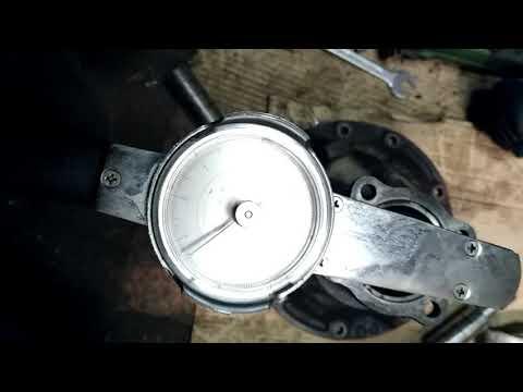 Isuzu 12-bolt rear banjo, LSD NIRFI installation, pinion bearings preload