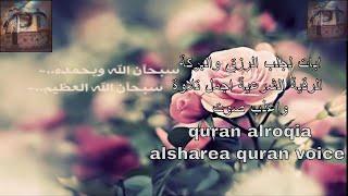 getlinkyoutube.com-ايات جلب الرزق والبركة ان شاء الله الرقية الشرعية  quran alroqia alsharea islam